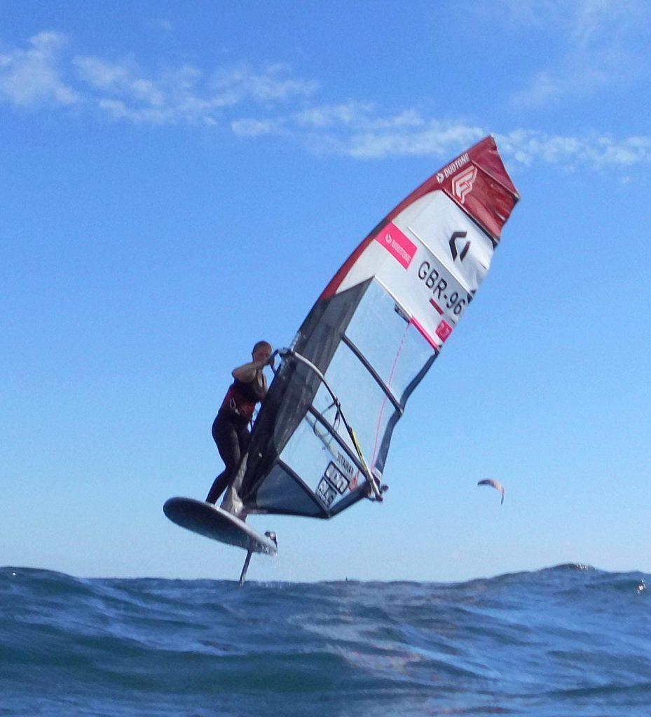 Windsurfing hydrofoils – Bug Fins & Foils